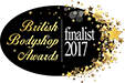 British Bodyshop Awards Finalist 2017