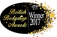 British Bodyshop Awards Winner 2017